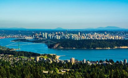 Private Vancouver and West Vancouver Tour