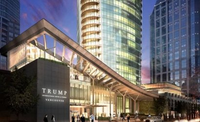 Trump International Hotel and Tower Vancouver
