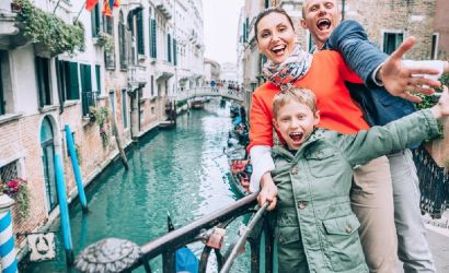 3-Day Venice Holiday Package with Gondola Ride