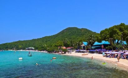 Half-Day Pattaya City and Coral Island Tour from Bangkok