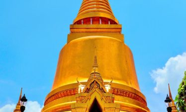 Wat Phra Kaeo (Temple of Emerald Buddha)