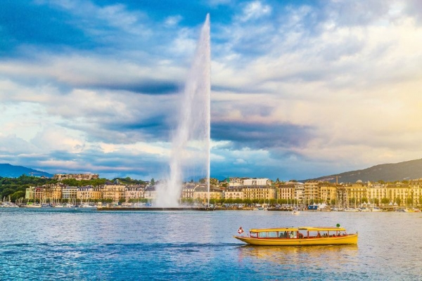 3-Hour Geneva City Tour and Lake Cruise