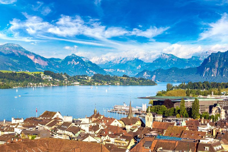 5-Day Swiss Alps Rail Holiday: Bernese Oberland