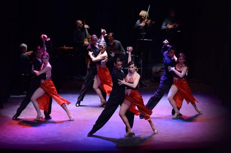 Piazolla Tango Show in Buenos Aires