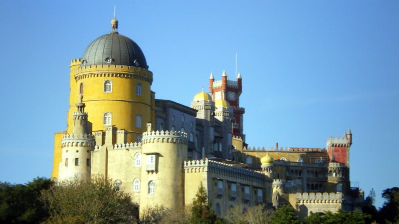 Sintra and Cascais Day Trip from Lisbon
