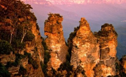 Blue Mountains Day Trip with Wildlife Park, Cruise and Lunch