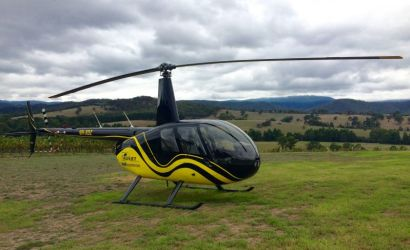 Yarra Valley Helicopter Tour To De Bortoli Winery And Locale Restaurant