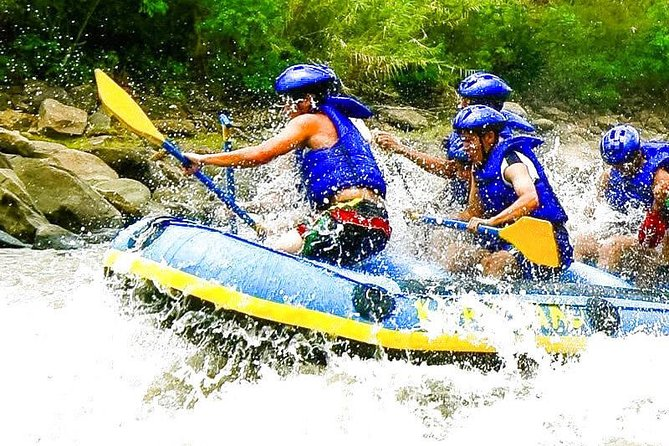 Chili River Rafting From Arequipa