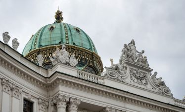 Vienna elegant, regal and artistic