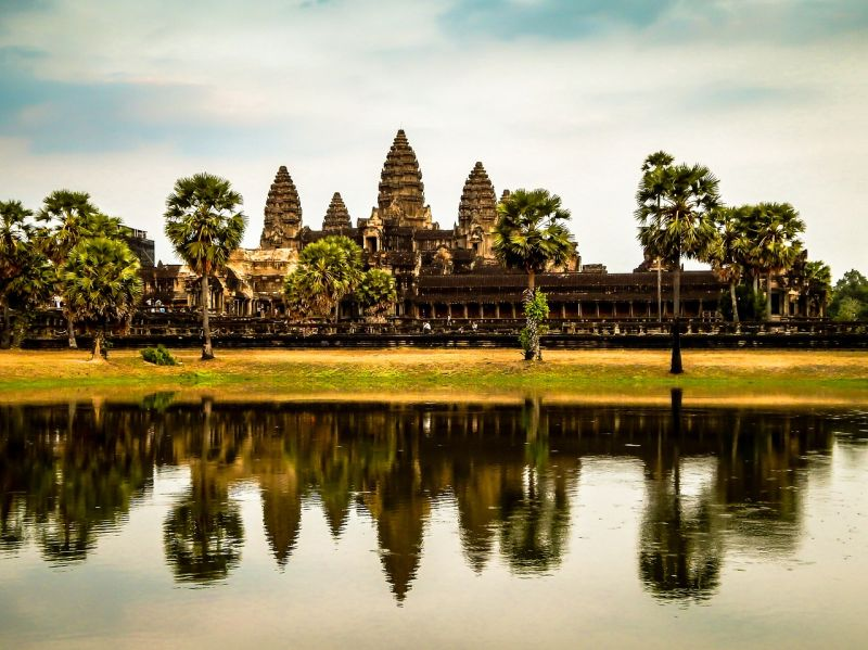 7 places to visit in 2021 - Cambodia