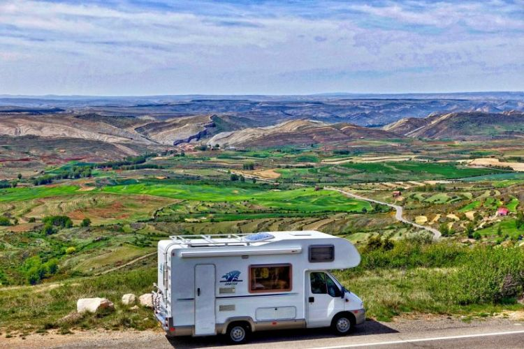Future of travel after COVID-19 - RV Motorhome
