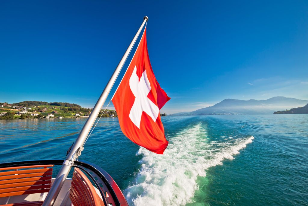 Best lakes in Switzerland