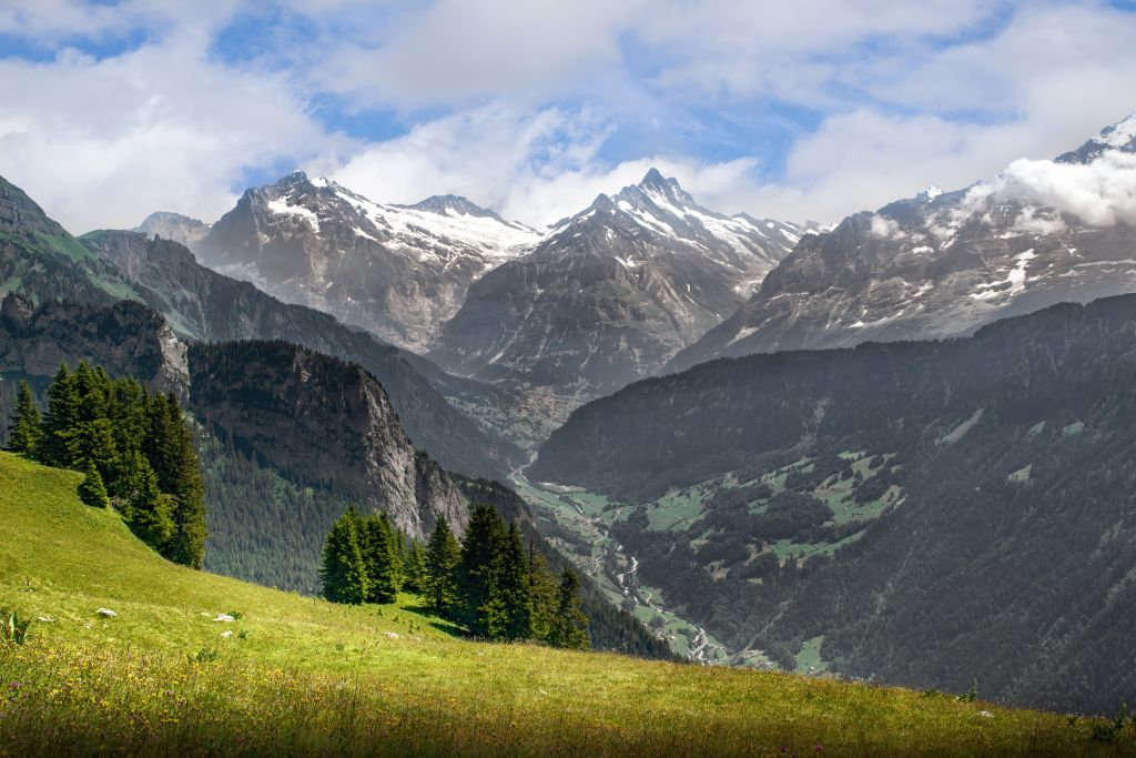 Best mountains in Switzerland
