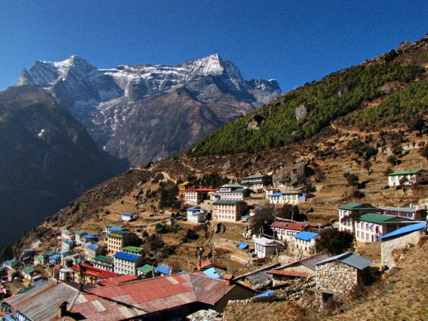Top 5 Treks in Nepal - Everest Base Camp Trek