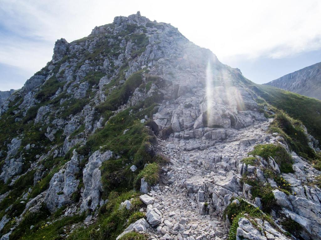 Alta Via 1 Trek - Day 9