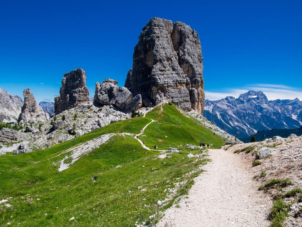 Alta Via 1 Trek - Day 4