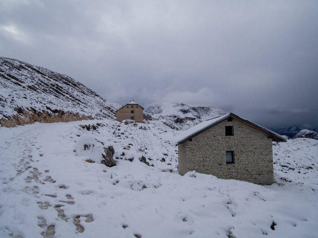 Alta Via 1 Trek Day 2