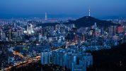 seoul nighttime viewpoint