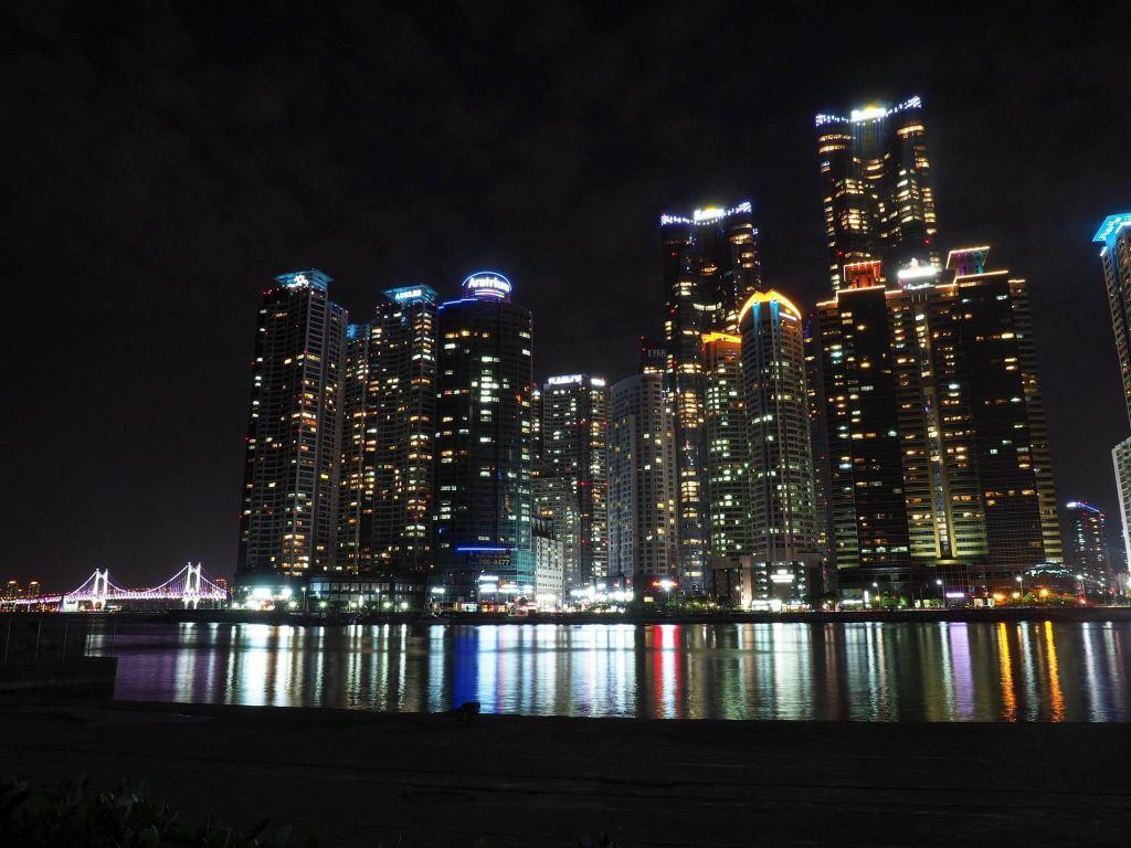 Busan Best Viewpoints #5 - Marine City