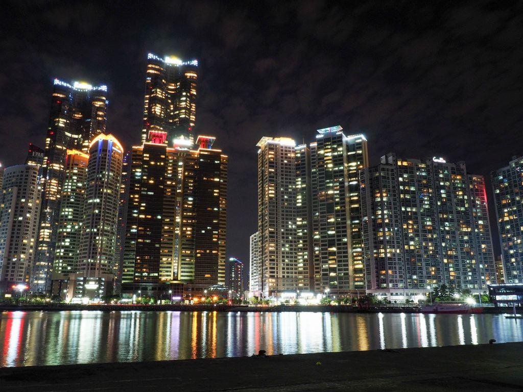 Busan's Best NIghttime Viewpoints - Marine City