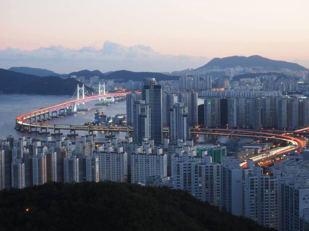 Busan best viewpoint #1 - Jangsan
