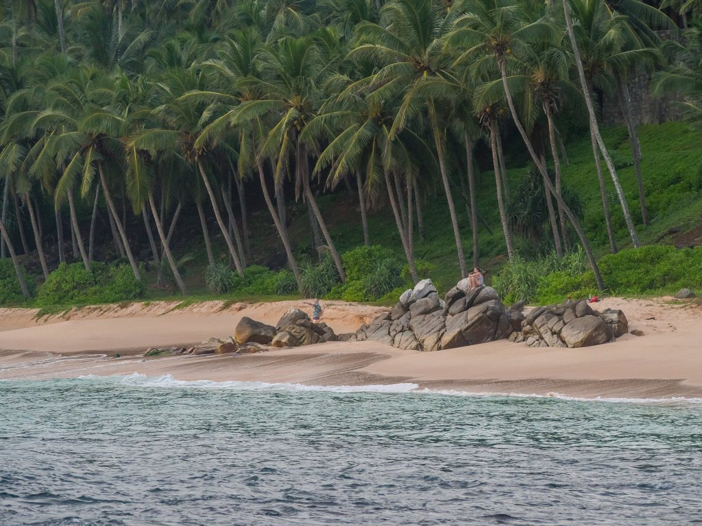Tangalles Best Beaches - Silent Beach