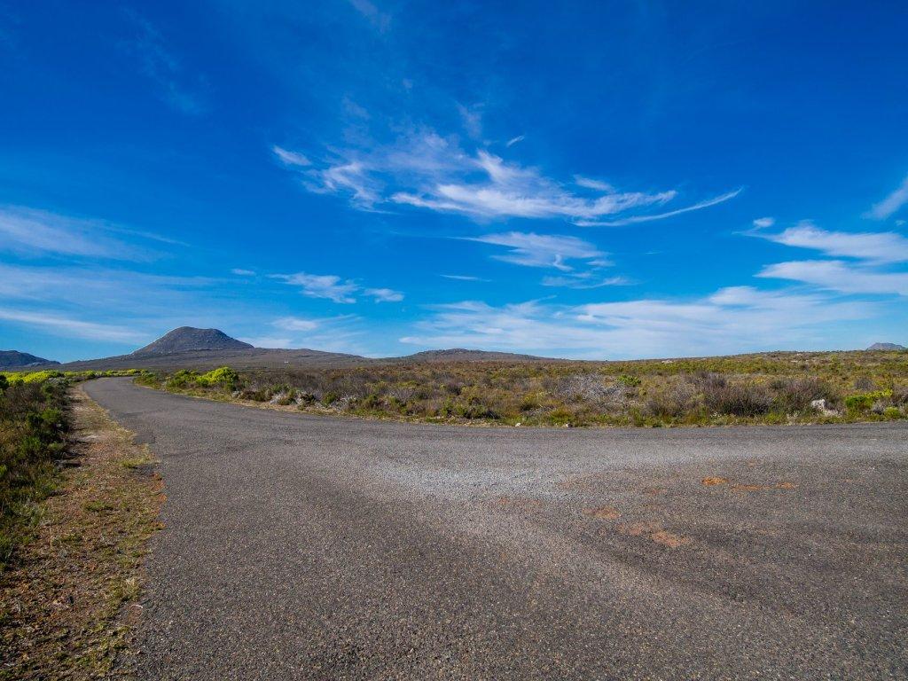 Cape Peninsula Nature Reserve, South Africa Biking