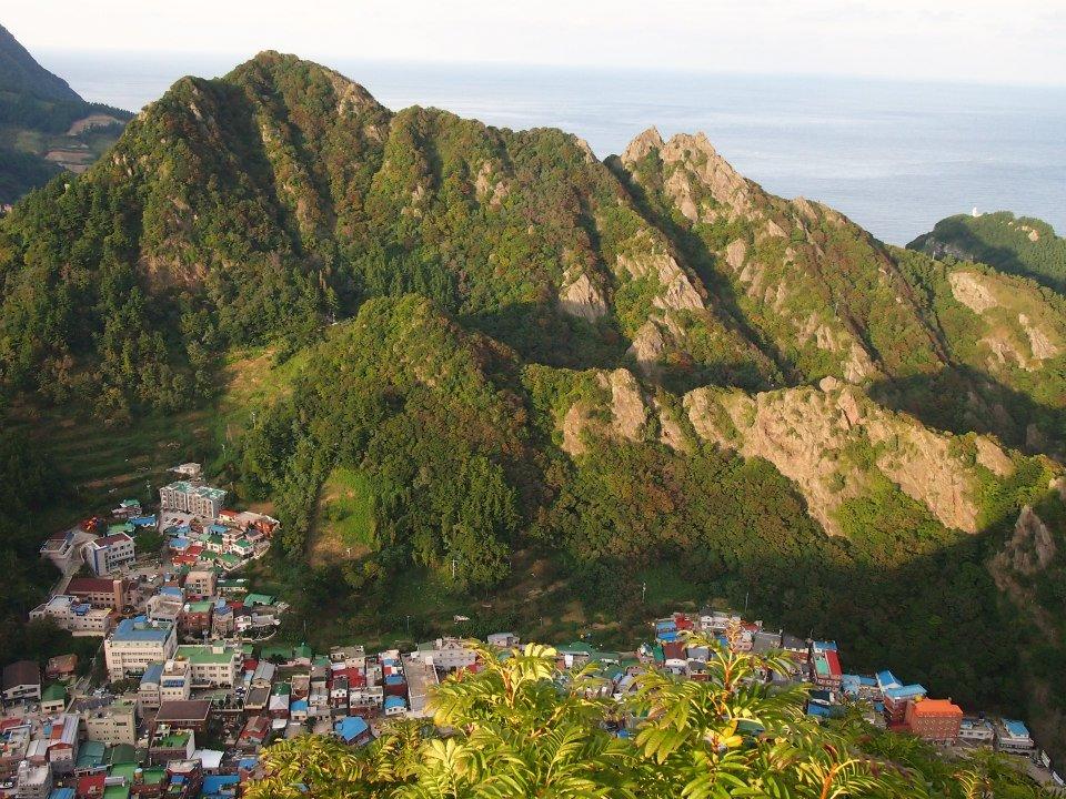 Dodong Observatory, Ulleungdo