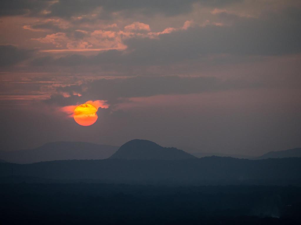 Sunset on Pidurangala