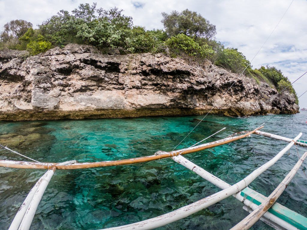 Clear Waters of Pescador Island