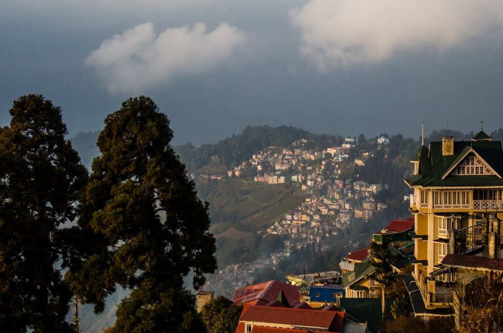 Queen of the Hills, Darjeeling India
