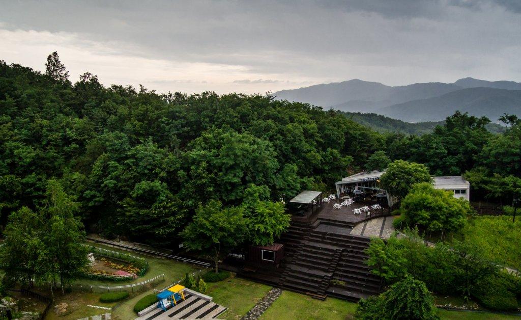 Beautiful Surrounding of Pocheon Art Valley
