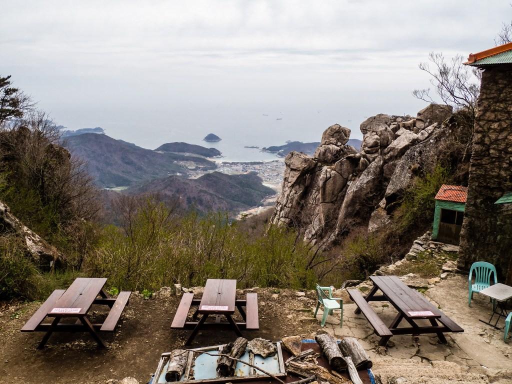 Views while eating