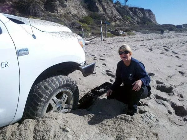 PMMC uses Go Treads to Rescue Sick and Injured Seals