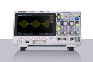 seria oscyloskopów cyfrowych SDS1000X Siglent