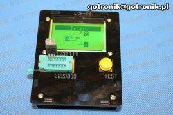 Obudowa do testera elementów BTE-056