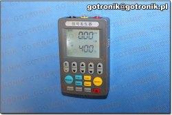 Instrukcja obsługi kalibratora prądu i napięcia MIK-712