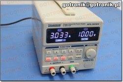 Zasilacz programowalny Zhaoxin KPS-3005DU