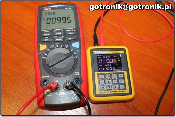 Zadajnik prądu (mA)