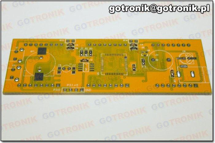 Wlutowane kondensatory SMD