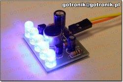 Detektor dźwięku DIY