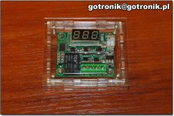 Obudowa do sterownika W1209 (termostatu)