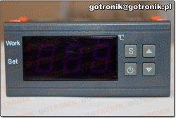 Regulator temperatury MH1210W BTE-419
