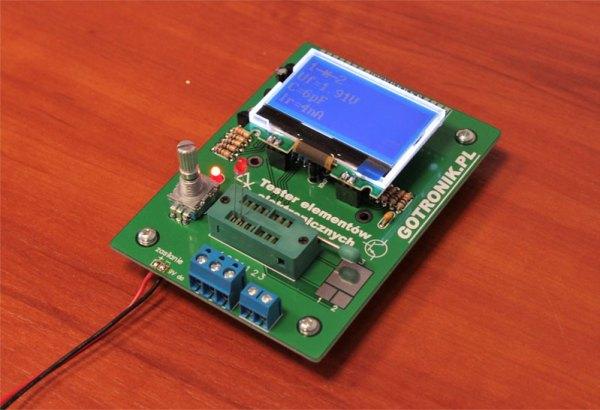 Test diody LED