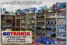 GOTRONIK - sklep stacjonarny ul. Bystrzycka 69C Wrocław