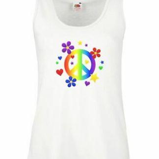 d97dbd44419 Unisex Rainbow Gay Pride Cowboy Hat LGBT Festival Accessory - Go T ...