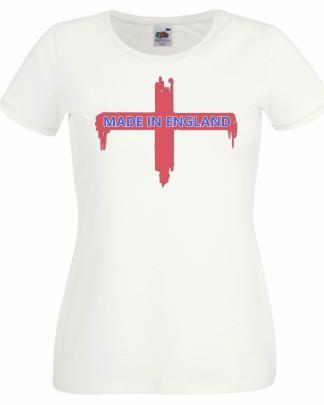 England red cross t-shirt