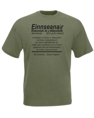 Here we have the Unisex Engineer Defined T-Shirt. Perfect for Celtic, Welsh or Irish Fitters, Technicians, Engineers, Electrical Engineers & Engineering Students!