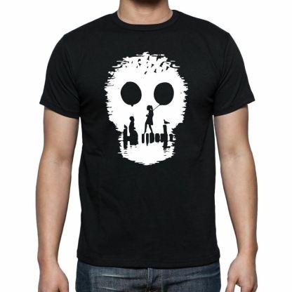 Banksy Sugar Skull Docks Street Graffiti Artist T-Shirt