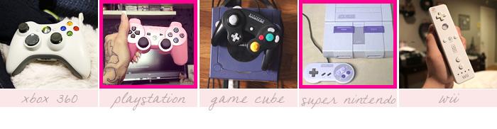 meme-25-coisas-que-prefiro-sininhu-sylvia-santini-video-games-wii-super-nintendo-sness-playstation-gamecube-xbox-360